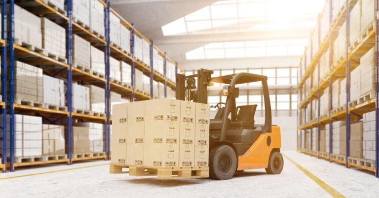 Заказ складских услуг в СПБ